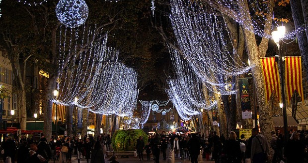 Christmas Vacation Ideas.Ideas For A Christmas Vacation In France Best Frugal Travel